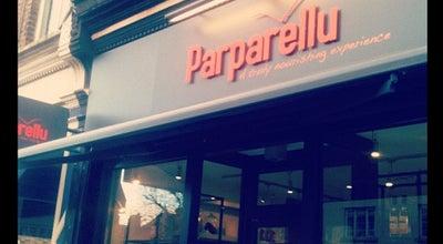 Photo of Cafe Parparellu at 93, London W6 8JA, United Kingdom