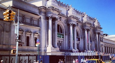 Photo of Art Museum The Metropolitan Museum of Art at 1000 5th Ave Se, New York, NY 10028, United States