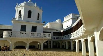 Photo of History Museum Balneario de Nuestra Señora de la Palma y del Real at Playa De La Caleta, Cádiz 11003, Spain