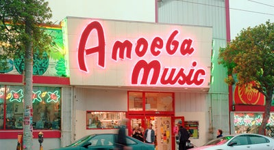 Photo of Tourist Attraction Amoeba Music at 1855 Haight Street, San Francisco, CA 94117, United States