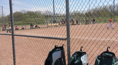 Photo of Baseball Field Action Sports Complex at 1103 Gateway Dr, Dayton, OH 45404, United States