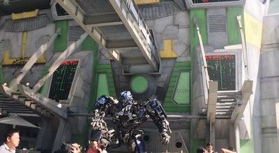 Photo of Theme Park Sci-Fi City at Universal Studios Singapore, Sentosa Island 098141, Singapore