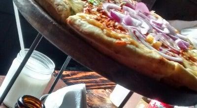 Photo of Pizza Place Pizza del Perro Negro at Xicotencatl, Coyoacán 04310, Mexico