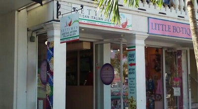 Photo of Ice Cream Shop Settimi's Gelato at 367b Saint Armands Cir, Sarasota, FL 34236, United States