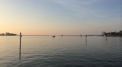 Photo of Harbor / Marina Herrington Harbour Marina / Yacht Yard at Tracys Landing, MD, United States