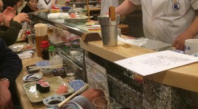Photo of Sushi Restaurant 亀すし 総本店 at 北区曾根崎2-14-2, 大阪市 530-0057, Japan