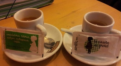 Photo of Cafe La caseta de Gretel at Sant Hilari, Lleida, Spain