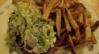 Photo of American Restaurant The Gabardine at 372 Bay St, Toronto, ON M5H 1W2, Canada