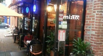 Photo of Latin American Restaurant Mixto Restaurant at 1141 Pine St, Philadelphia, PA 19107, United States