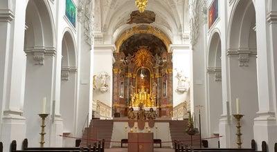 Photo of Church Neumünster at Domerpfarrgasse 10, Würzburg 97070, Germany