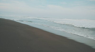 Photo of Beach Pantai baru at Serandakan, Bantul, Bantul, Indonesia