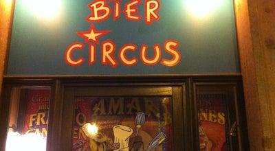 Photo of Belgian Restaurant Le Bier Circus at Onderrichtsstraat 57 Rue De L'enseignement, Bruxelles / Brussel 1000, Belgium