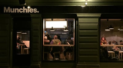 Photo of Burger Joint Munchies at Thorvald Meyers Gate 36, Oslo 0555, Norway