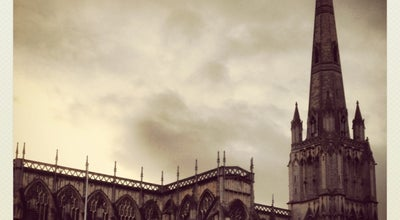 Photo of Church St. Mary Redcliffe Church at 10 Redcliffe Parade West, Bristol BS1 6SP, United Kingdom