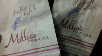 Photo of Bakery Millie's Cookies at Intu Victoria Centre, Nottingham NG1 3QQ, United Kingdom