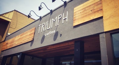 Photo of Coffee Shop Triumph Coffee at 3401-a 30 Ave, Vernon, BC V1T 2E3, Canada