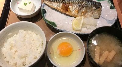 Photo of Diner ごはん処 やよい軒 阪急池田店 at 栄町1-1, 池田市 563-0056, Japan