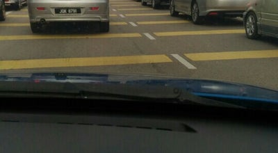 Photo of Arcade trafic light jambatan ke 2 at segamat, Malaysia