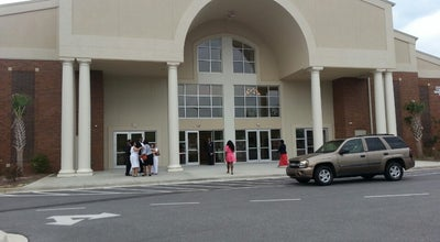 Photo of Church Mt. Moriah Missionary Baptish Church at 7396 Rivers Ave, North Charleston, SC 29406, United States