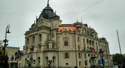 Photo of Theater Štátne divadlo Košice | The State Theatre at Hlavné Námestie 4/2, Košice 042 77, Slovakia
