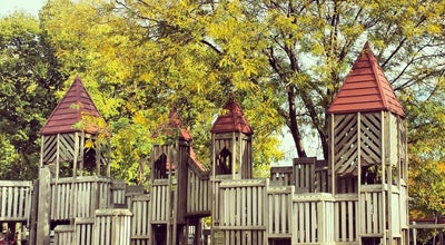 Photo of Playground Myrick Park at 789 Myrick Park Dr, La Crosse, WI 54601, United States