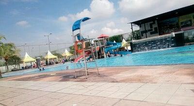 Photo of Pool Kolam Renang Mutiara Residence at Komplek Mutiara Residence, Medan, Indonesia