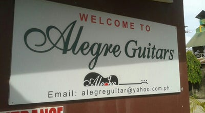 Photo of Historic Site Alegre Guitar Factory at Philippines