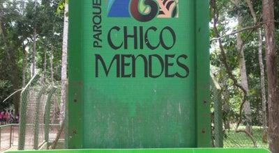 Photo of Park Parque Chico Mendes at Rod Ac-40, Rio Branco, Brazil