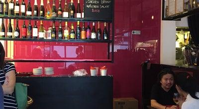 Photo of Wine Bar Ciacoe at Shop A, 1 Moon St, Wanchai, Hong Kong