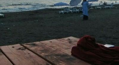 Photo of Beach Dörtyol Halk Plajı at Turkey
