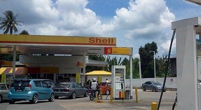 Photo of Gas Station / Garage Shell Kupang, Baling at Malaysia