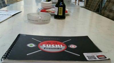 Photo of Sushi Restaurant Sushi am Opernhaus at August-bebel-straße 3-5, Halle (Saale) 06108, Germany