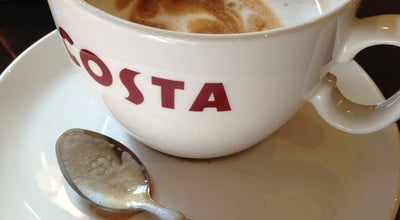 Photo of Coffee Shop Costa Coffee at 18-110 St Mary St, Weymouth DT4 8NY, United Kingdom