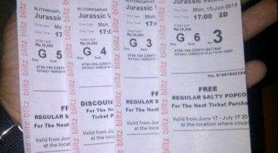 Photo of Movie Theater Blitz Megaplex Bekasi Cyber Park at Bekasi Cyber Park, Indonesia