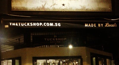 Photo of Bar The Tuckshop at 403 Guillemard Road, Singapore 399795, Singapore