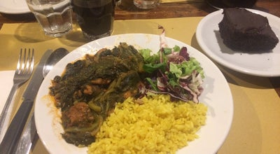 Photo of Vegetarian / Vegan Restaurant Il Vegetariano at Via Delle Ruote 30-red, Firenze 50129, Italy
