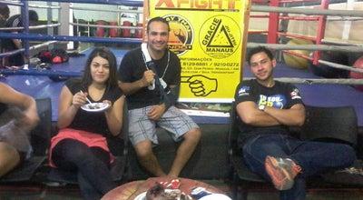 Photo of Martial Arts Dojo X-FIGHT Centro de Treinamento de Lutas at Av. Pedro Teixeira, 53 - Dom Pedro, Manaus 69093-415, Brazil