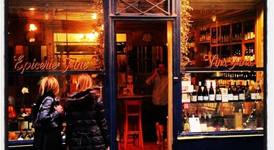 Photo of French Restaurant La Cremerie at 9 Rue Des 4 Vents, Paris 75006, France