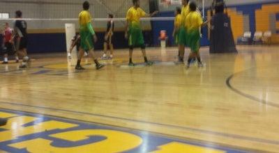 Photo of Basketball Court Gimnasio UANL at Uanl, Monterrey, Mexico