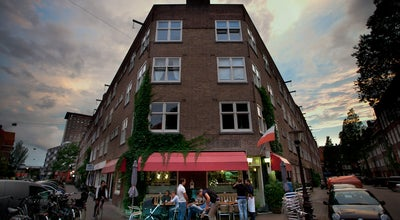 Photo of Pizza Place Renato's Pizzeria at Karel Du Jardinstraat 32, Amsterdam 1072 SK, Netherlands
