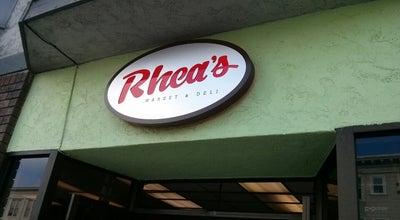 Photo of Deli / Bodega Rhea's Market & Deli at 800 Valencia St, San Francisco, CA 94110, United States