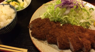 Photo of Japanese Restaurant とんかつ 桂 at 上水本町5-7-20, 小平市, Japan