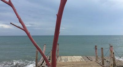 Photo of Beach Pantai Ujong Blang at Jl. Darussalam, Lhokseumawe, Indonesia
