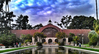 Photo of Park Balboa Park at 1549 El Prado, San Diego, CA 92101, United States