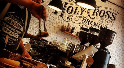 Photo of Cafe The Holy Cross Brewing Society at Fahrgasse 9, Frankfurt 60311, Germany