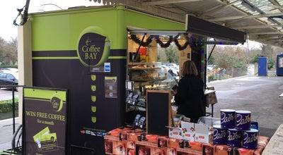 Photo of Coffee Shop Coffee Bay at Hampton Court Station, United Kingdom