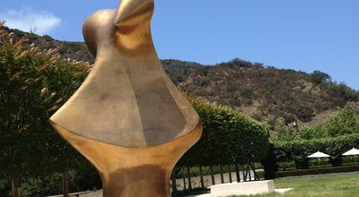 Photo of Art Museum Getty Sculpture Garden at Los Angeles, CA 90049, United States