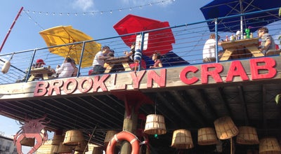 Photo of American Restaurant Brooklyn Crab at 24 Reed St, Brooklyn, NY 11231, United States