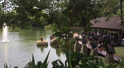 Photo of Lake Gita Bayu Lakeside at Seri Kembangan, Malaysia