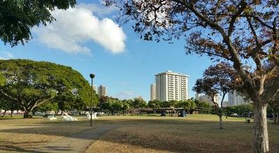 Photo of Baseball Field Mōʻiliʻili Neighborhood Park at 1115 Isenberg St, Honolulu, HI 96822, United States